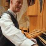 Organist, Paul Skevington
