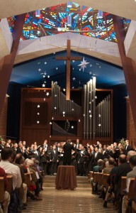 Washington Master Chorale (Holiday Concert at Bradley Hills Presbyterian Church). Photo by Jonathan Black.