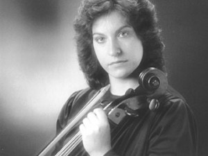 Barbara Brown, cello