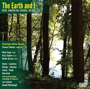 The Earth and I - CD Cover