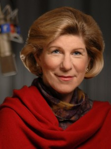 Nina Totenberg, NPR (photo by Steve Barrett, NPR)