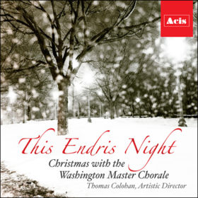 This Endris Night CD cover